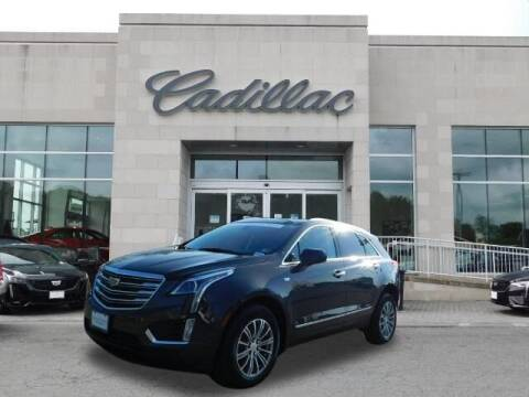 2017 Cadillac XT5 for sale at Radley Cadillac in Fredericksburg VA