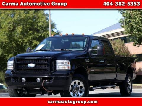 2006 Ford F-350 Super Duty for sale at Carma Auto Group in Duluth GA