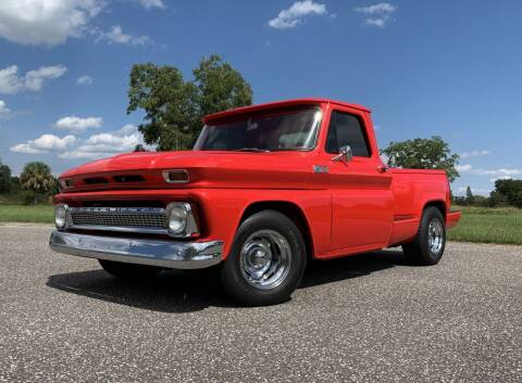 1965 Chevrolet C/K 10 Series for sale at P J'S AUTO WORLD-CLASSICS in Clearwater FL