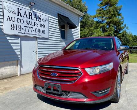 2013 Ford Taurus for sale at Karas Auto Sales Inc. in Sanford NC