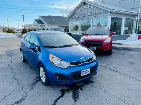 2013 Kia Rio 5-Door for sale at Empire Alliance Inc. in West Coxsackie NY