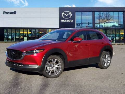 2021 Mazda CX-30 for sale at Mazda Of Roswell in Roswell GA