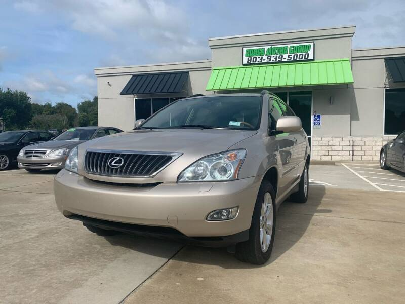2008 Lexus RX 350 for sale at Cross Motor Group in Rock Hill SC