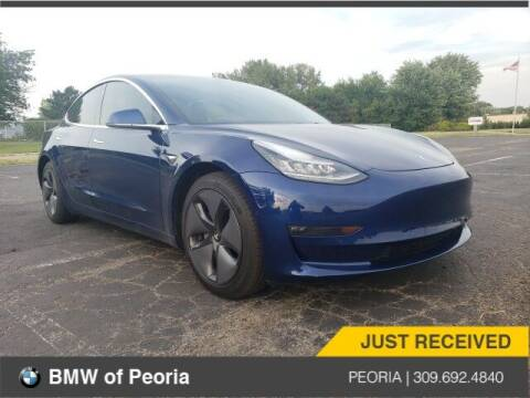 2019 Tesla Model 3 for sale at BMW of Peoria in Peoria IL