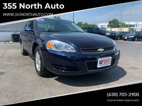 2008 Chevrolet Impala for sale at 355 North Auto in Lombard IL