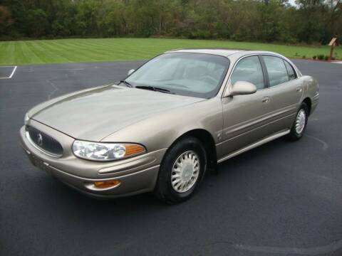 2002 Buick LeSabre for sale at MIKES AUTO CENTER in Lexington OH