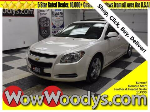 2011 Chevrolet Malibu for sale at WOODY'S AUTOMOTIVE GROUP in Chillicothe MO
