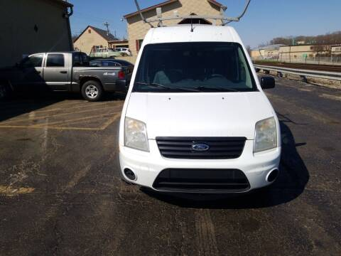 2013 Ford Transit Connect for sale at Discovery Auto Sales in New Lenox IL