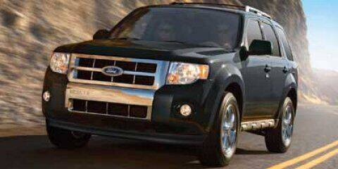 2011 Ford Escape for sale at Griffin Buick GMC in Monroe NC