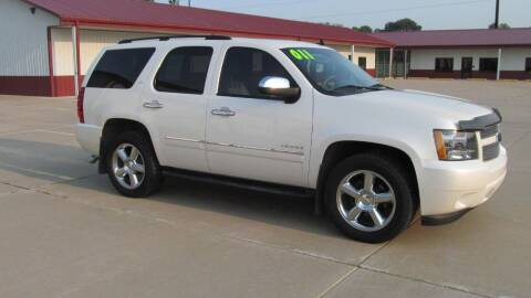 2011 Chevrolet Tahoe for sale at New Horizons Auto Center in Council Bluffs IA
