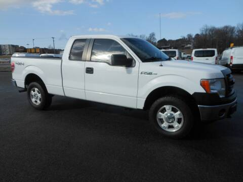 2014 Ford F-150 for sale at Benton Truck Sales in Benton AR