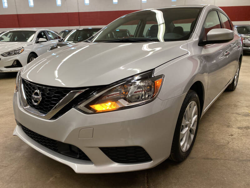 2018 Nissan Sentra for sale at Columbus Car Warehouse in Columbus OH