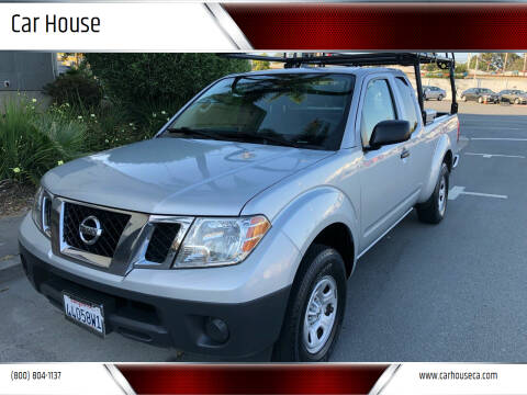 2015 Nissan Frontier for sale at Car House in San Mateo CA