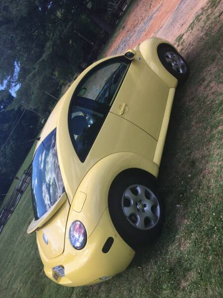 2003 Volkswagen New Beetle for sale at Rodeo Auto Sales Inc in Winston Salem NC
