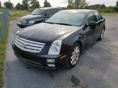 2007 Cadillac STS for sale at HEDGES USED CARS in Carleton MI