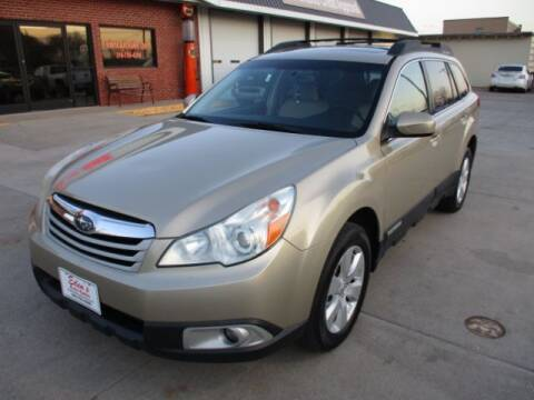 2010 Subaru Outback for sale at Eden's Auto Sales in Valley Center KS