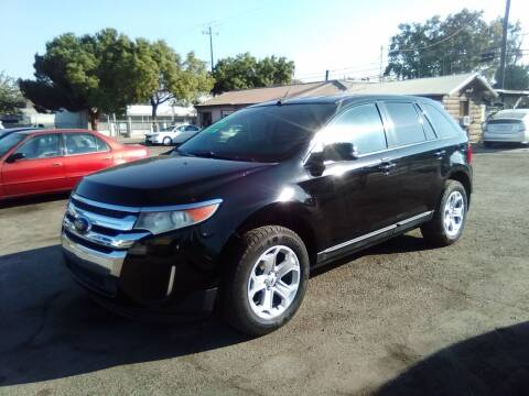2012 Ford Edge for sale at Larry's Auto Sales Inc. in Fresno CA