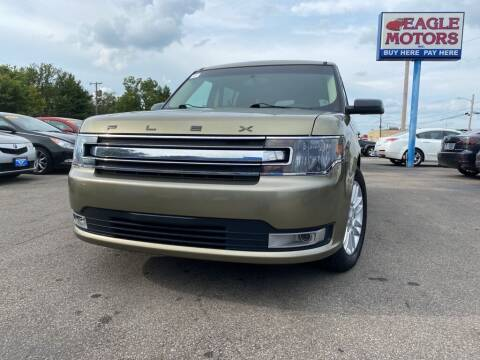 2013 Ford Flex for sale at Eagle Motors in Hamilton OH
