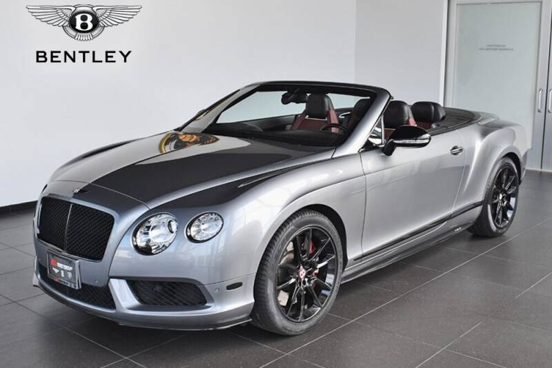 2015 Bentley Continental for sale in Jericho, NY