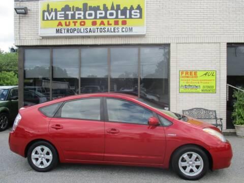 2006 Toyota Prius for sale at Metropolis Auto Sales in Pelham NH