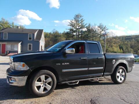 2009 Dodge Ram Pickup 1500 for sale at Manchester Motorsports in Goffstown NH
