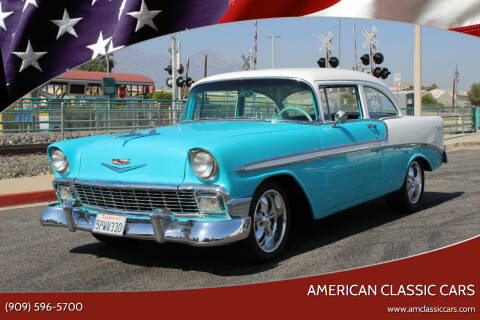 1956 Chevrolet 210 for sale at American Classic Cars in La Verne CA