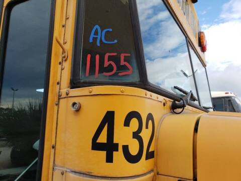 2001 International Am Tran for sale at Global Bus Sales & Rentals in Alice TX