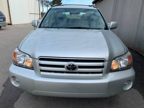 2007 Toyota Highlander for sale at Luxury Cars Xchange in Lockport IL