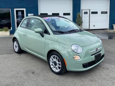 2012 FIAT 500c for sale at Saugus Auto Mall in Saugus MA