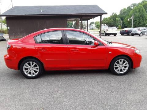 2008 Mazda MAZDA3 for sale at Riverview Auto's, LLC in Manchester OH