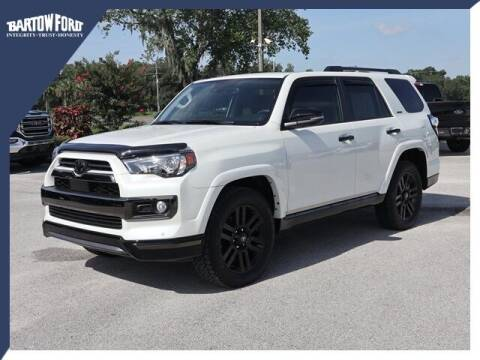 2020 Toyota 4Runner for sale at BARTOW FORD CO. in Bartow FL