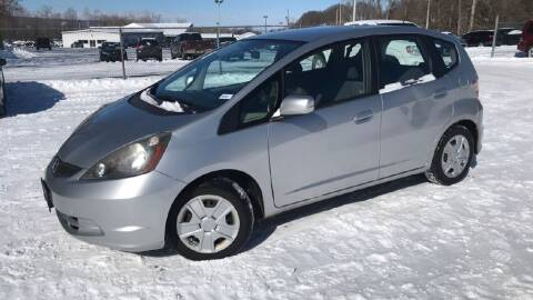 2012 Honda Fit for sale at Millennium Auto Group in Lodi NJ