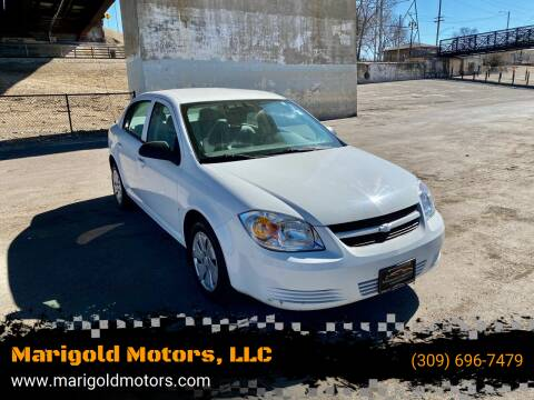 2007 Chevrolet Cobalt for sale at Marigold Motors, LLC in Pekin IL