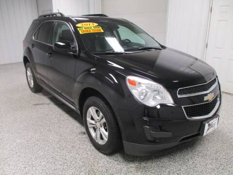 2013 Chevrolet Equinox for sale at LaFleur Auto Sales in North Sioux City SD