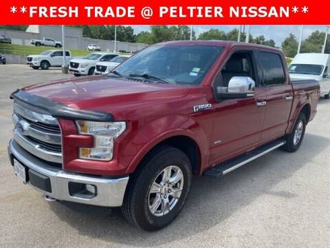 2016 Ford F-150 for sale at TEX TYLER Autos Cars Trucks SUV Sales in Tyler TX