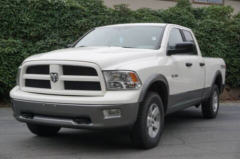 2009 Dodge Ram Pickup 1500 for sale at West Coast Auto Works in Edmonds WA