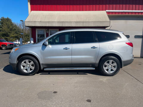 2011 Chevrolet Traverse for sale at JWP Auto Sales,LLC in Maple Shade NJ