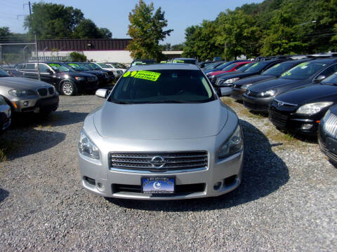 2009 Nissan Maxima for sale at Balic Autos Inc in Lanham MD