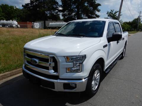 2017 Ford F-150 for sale at United Traders Inc. in North Little Rock AR