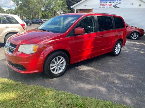 2013 Dodge Grand Caravan for sale at Rombaugh's Auto Sales in Battle Creek MI