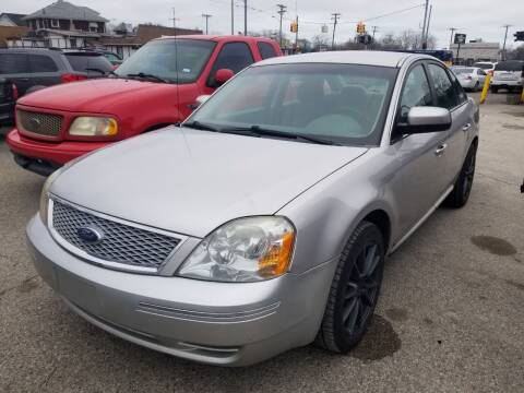 2007 Ford Five Hundred for sale at D & D All American Auto Sales in Mt Clemens MI