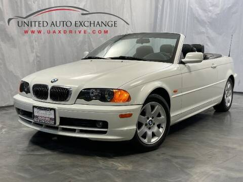 2000 BMW 3 Series for sale at United Auto Exchange in Addison IL