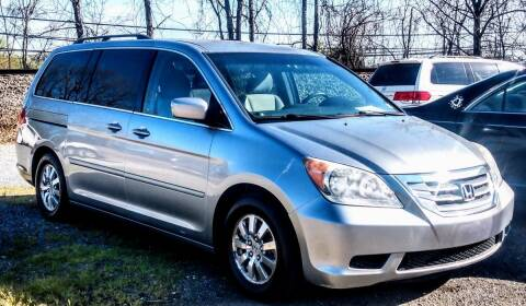 2010 Honda Odyssey for sale at Abingdon Auto Specialist Inc. in Abingdon VA