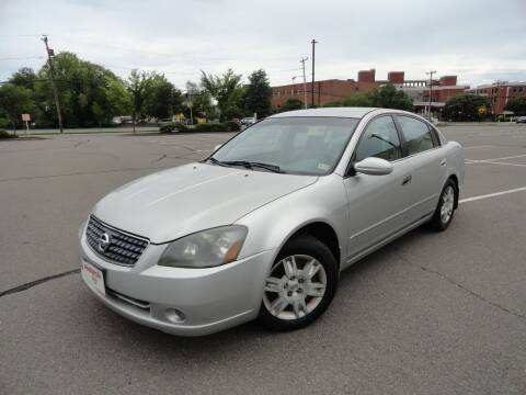 2005 Nissan Altima for sale at TJ Auto Sales LLC in Fredericksburg VA