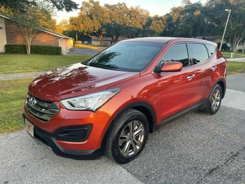 2015 Hyundai Santa Fe Sport for sale at P J Auto Trading Inc in Orlando FL