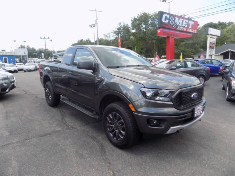 2020 Ford Ranger for sale at Comet Auto Sales in Manchester NH