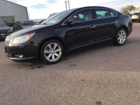 2011 Buick LaCrosse for sale at Broadway Auto Sales in South Sioux City NE
