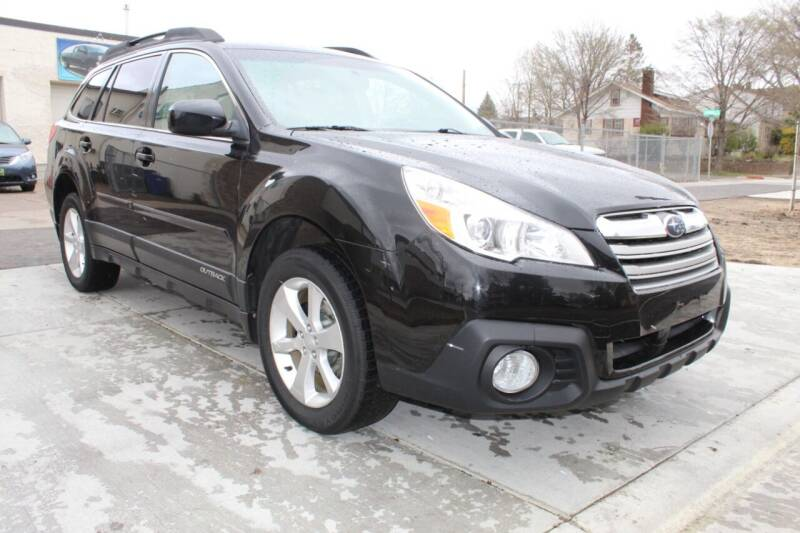 2013 Subaru Outback for sale at K & L Auto Sales in Saint Paul MN