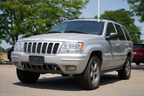 2002 Jeep Grand Cherokee for sale at COURTESY MAZDA in Longmont CO