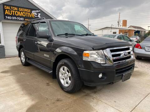 2007 Ford Expedition for sale at Dalton George Automotive in Marietta OH